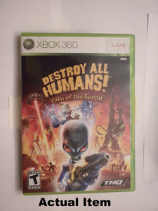 Destroy All Humans! Path of the Furon Xbox 360
