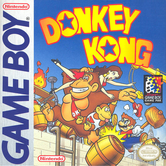 Donkey Kong Game Boy
