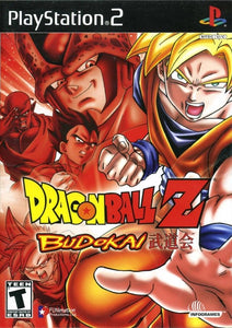 Dragon Ball Z Budokai PS2