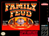 Family Feud SNES