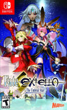 Fate/Extella: The Umbral Star Switch