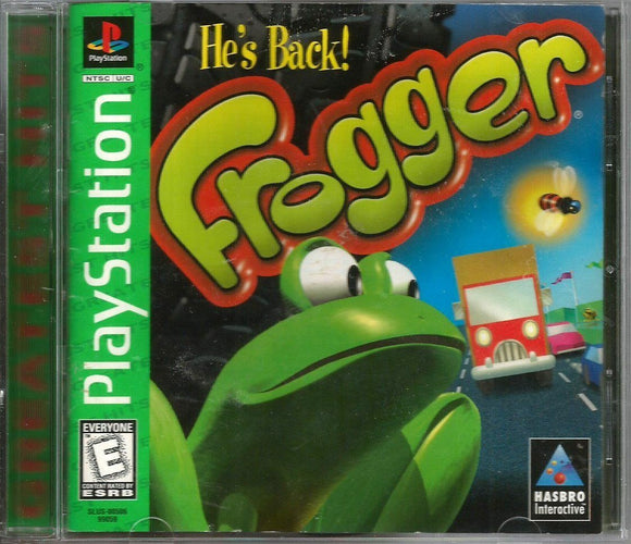 Frogger [Greatest Hits] PS1