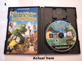 Frogger: the Great Quest inside of case.