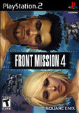 Front Mission 4 PS2