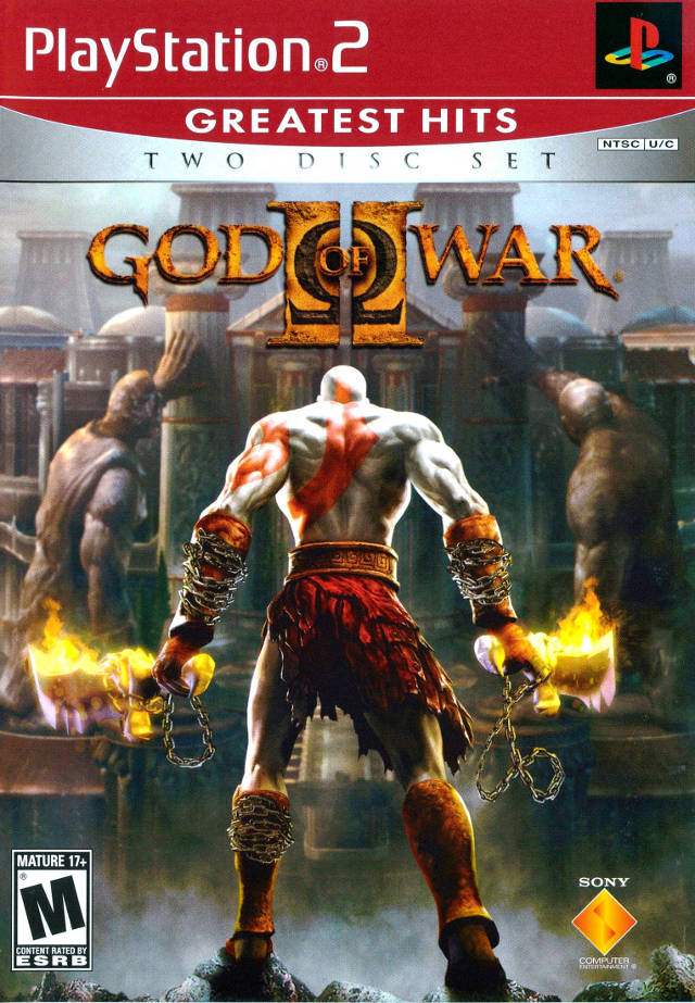 God of War 2 [Greatest Hits] Two Disc Set