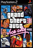Grand Theft Auto Vice City PS2
