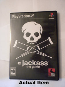 Jackass The Video Game