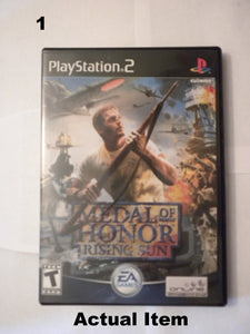 Medal of Honor Rising Sun