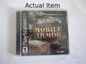 Mobile Armor PS1