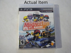 ModNation Racers PS3