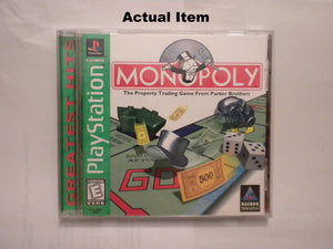 Monopoly [Greatest Hits] PS1