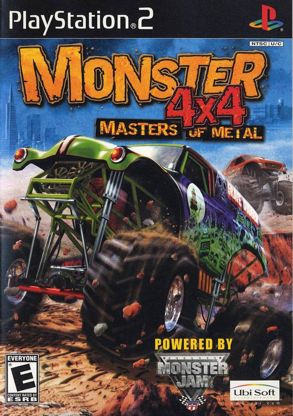 Monster 4x4 Masters of Metal