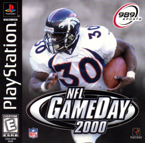 NFL Gameday 2000 PS1
