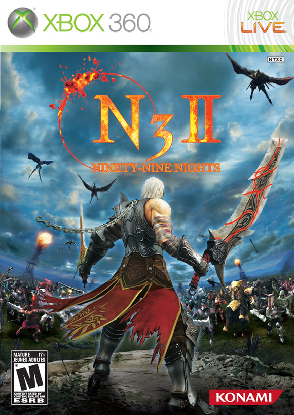 Ninety Nine Nights II: N3II - New