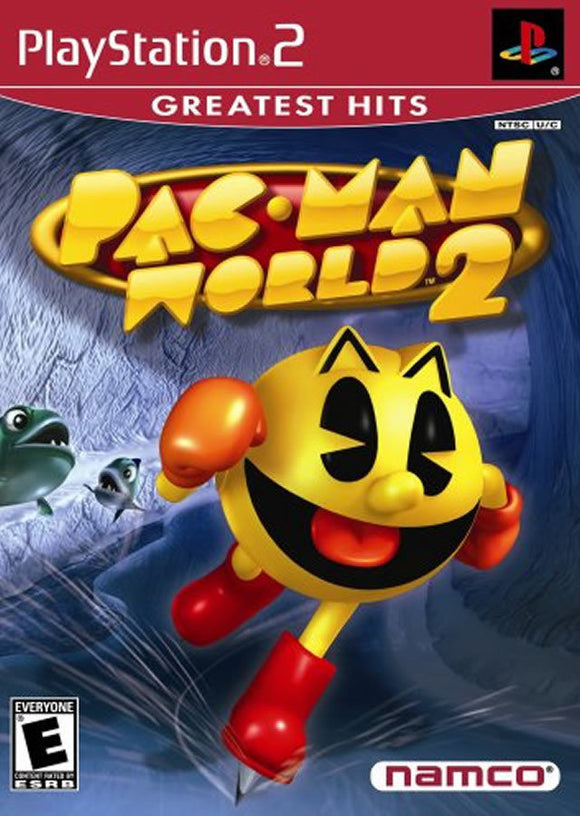 Pac-Man World 2 [Greatest Hits]