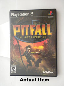 Pitfall The Lost Expedition