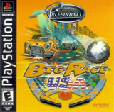Pro Pinball Big Race USA PS1