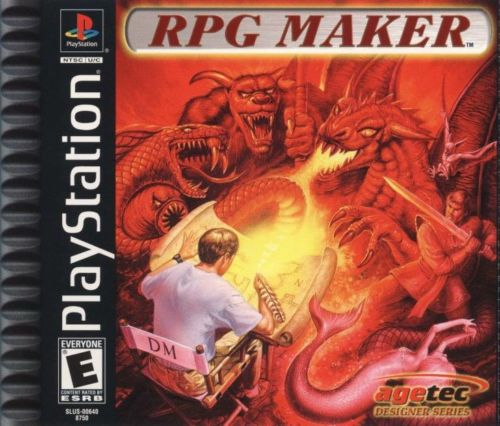RPG Maker PS1