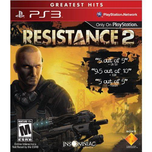 Resistance 2 [Greatest Hits]