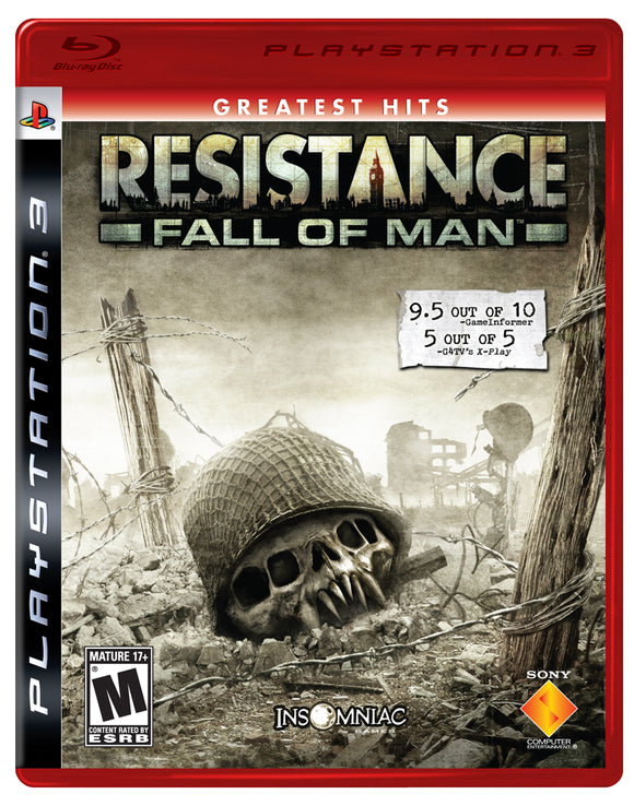 Resistance: Fall of Man [Greatest Hits]