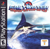 Saltwater Sport Fishing PS1