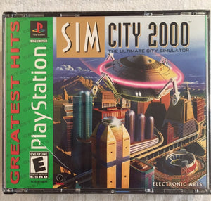 SimCity 2000 [Greatest Hits]