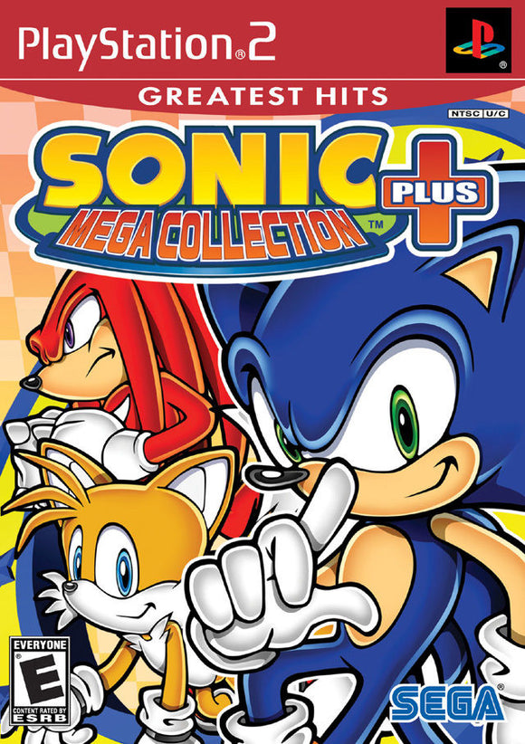 Sonic Mega Collection Plus [Greatest Hits]