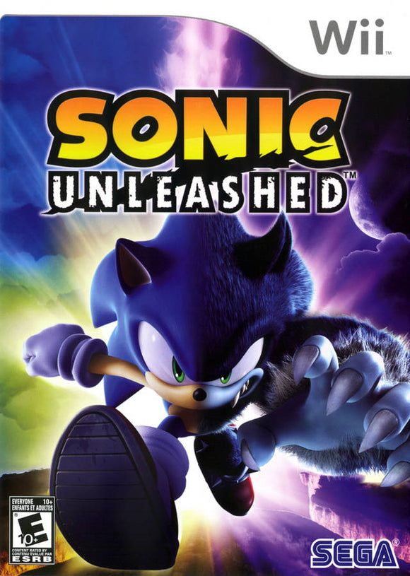 Sonic Unleashed - New