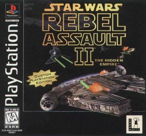 Star Wars Rebel Assault 2