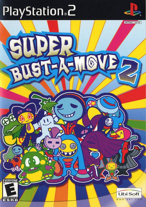 Super Bust-A-Move 2