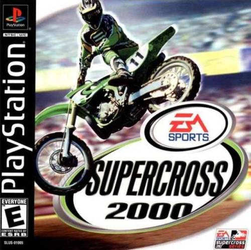 Supercross 2000 PS1