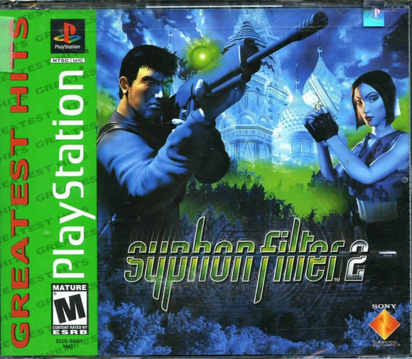 Syphon Filter 2 [Greatest Hits]
