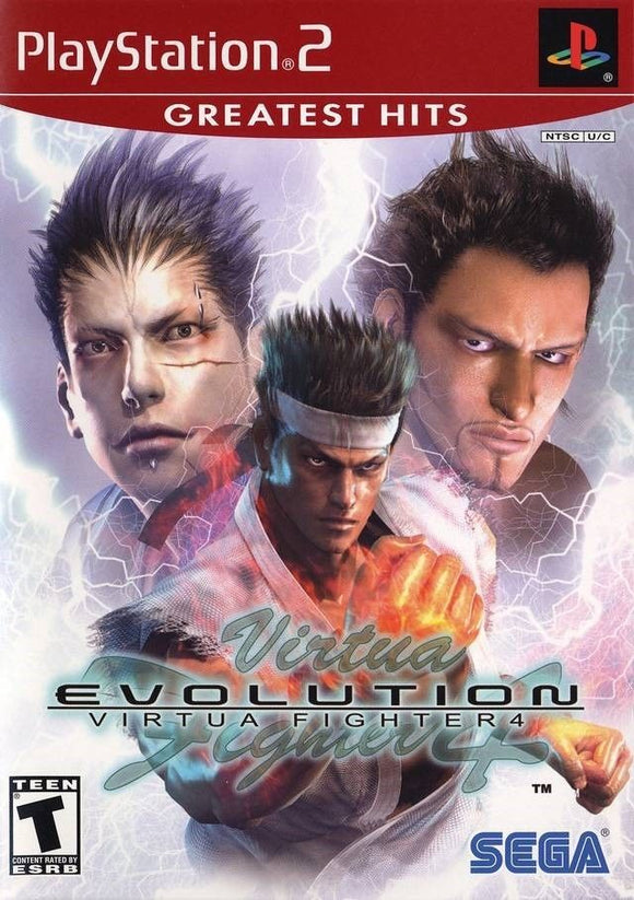 Virtua Fighter 4 Evolution [Greatest Hits]