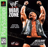 WWF Warzone PS1