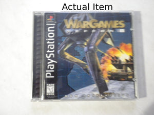 War Games Defcon 1 PS1