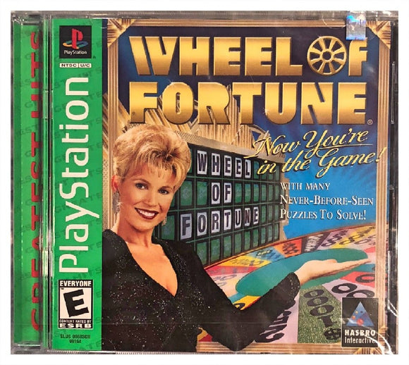Wheel of Fortune PS1