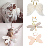 Kids Angel Wing Photo Props - Jala & Noor Unique Gardening and Home Products