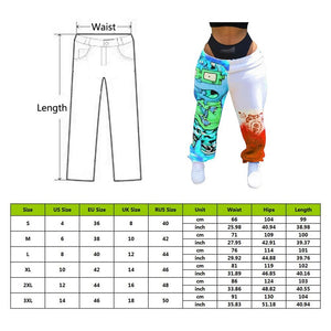 Rugrats Airbrushed Sweatpants - Jala & Noor Unique Gardening and Home Products
