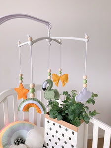 Infant Tropical Mobile - Jala & Noor Unique Gardening and Home Products