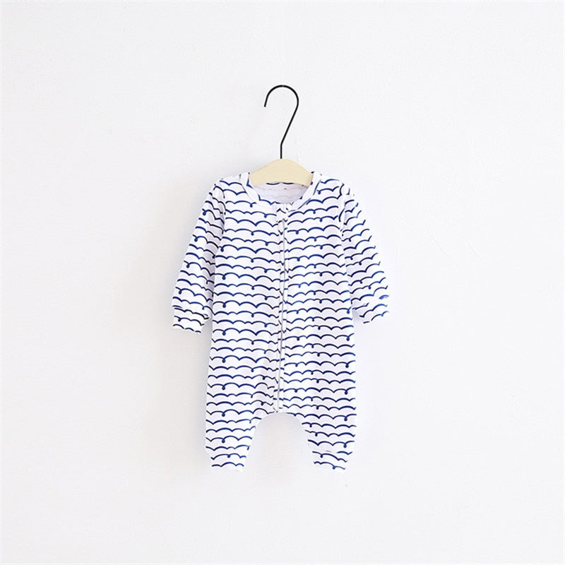 100% Organic Cotton Baby Rompers - Jala & Noor Unique Gardening and Home Products