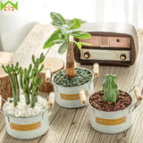 It's Beach Vintage - Planter - Jala & Noor Internationally sourced Arabic and Islamic goods