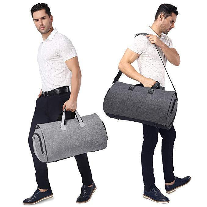 2 in 1 Pro Packer™ Business Travel Bag--YouniGoods