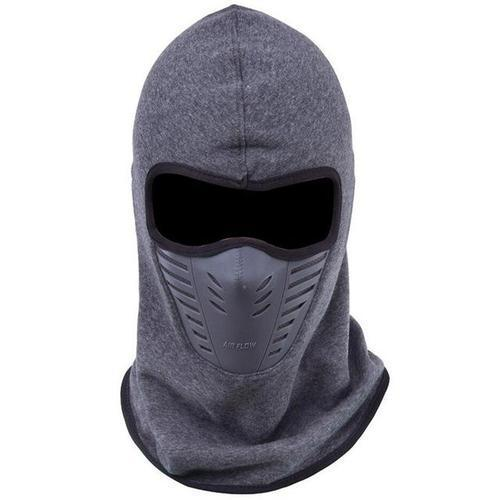 Windproof Cycling Face Mask-Gray-YouniGoods