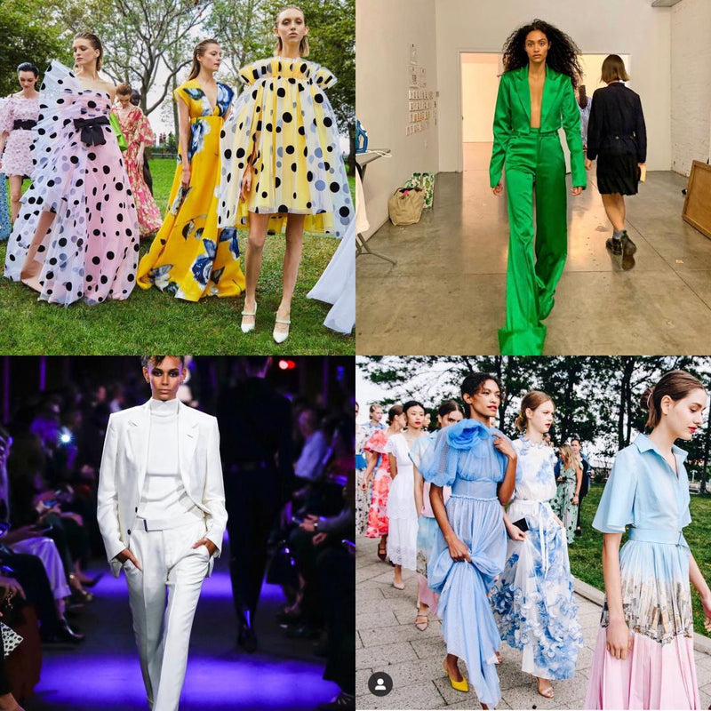 News from  New York Fashion Week SS20