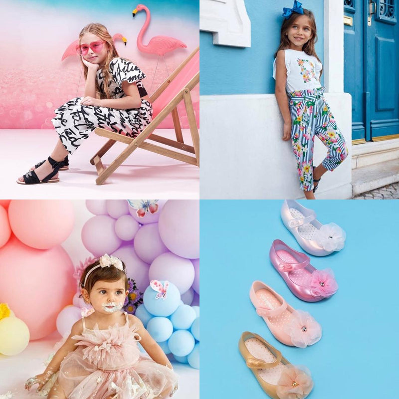 Children's Fashions Now Available Online
