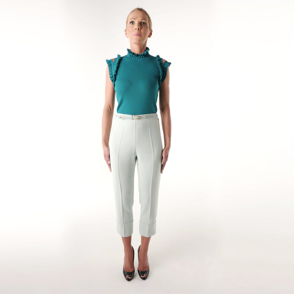 Bu Club Cotton Candy Pants with Belt