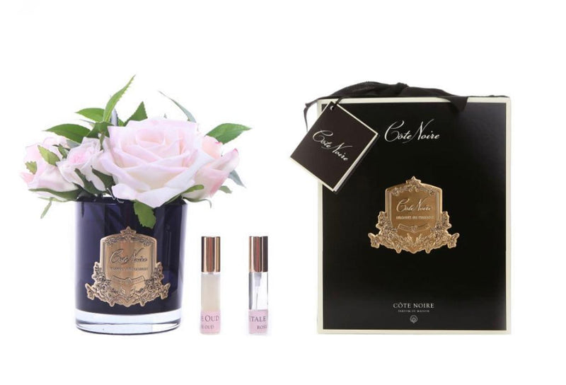 Blush English Roses Luxury Flower Diffuser