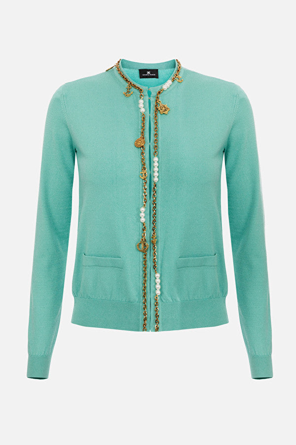 Tiffany Jacket  with Charms