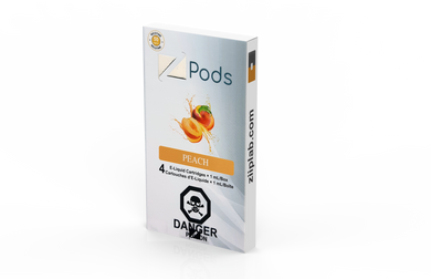 Ziip Pods from Zlab | Wholesale E-Juice in Canada