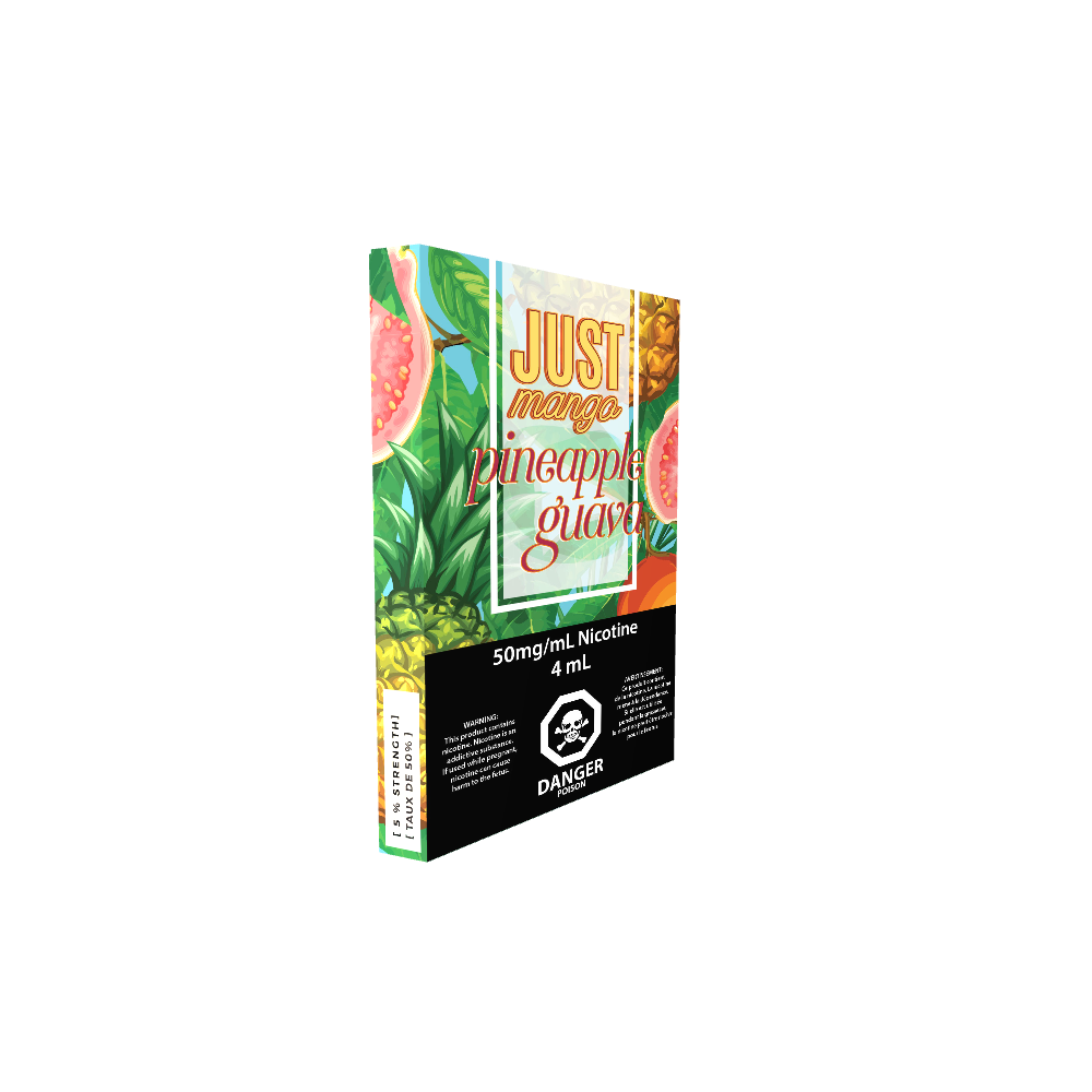 Pineapple Guava Just Mango Pods